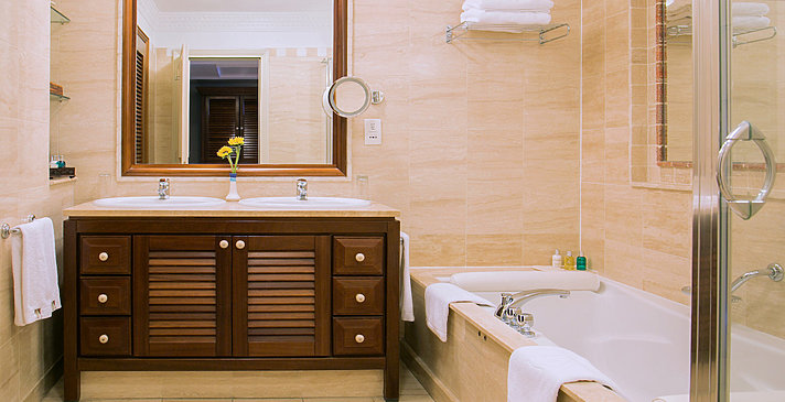 2 BR Family Suite Sea View - Columbia Beach Resort
