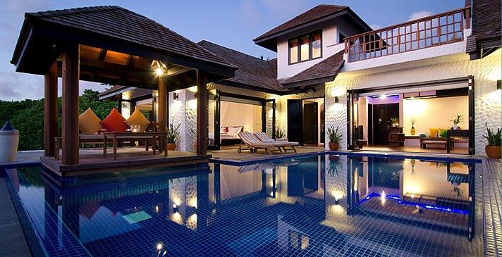 Two Bedroom Family Villa mit Pool - Hideaway Beach Resort & Spa