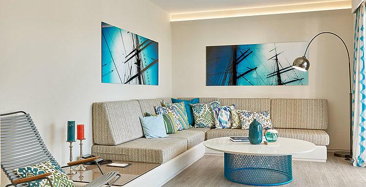 2 BR Garden Suite Pool - 7Pines Kempinski Ibiza