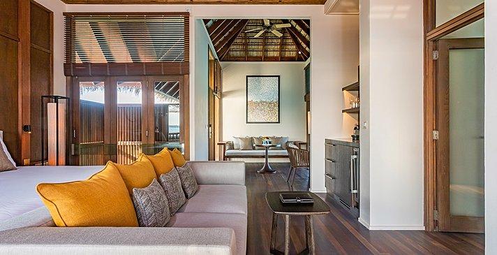 2 BR Grand Water Villa - Conrad Maldives Rangali Island
