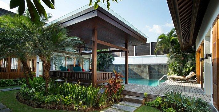 2 BR Royal Courtyard Villa - The Samaya Seminyak