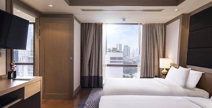 2 BR Suite -Banyan Tree Bangkok