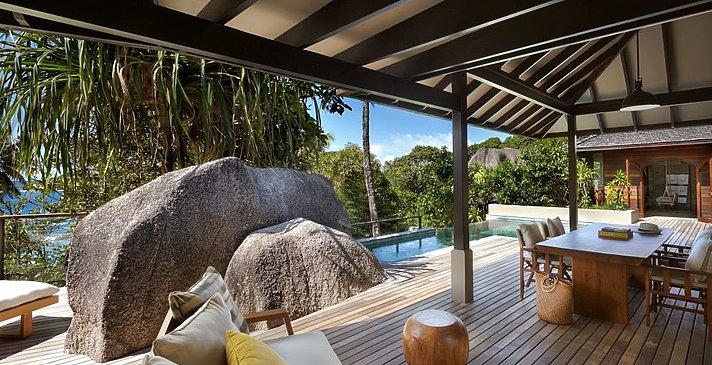 2 Bedroom Pool Villa - Six Senses Zil Pasyon