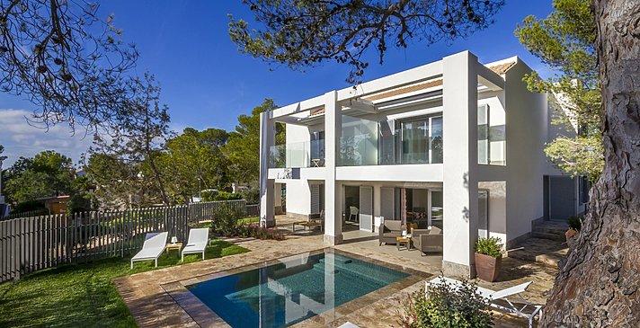 2 BR Garden Suite Pool - 7Pines Resort Ibiza