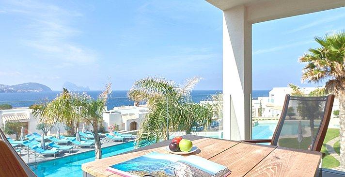 Laguna Suite Sea View - 7Pines Resort Ibiza