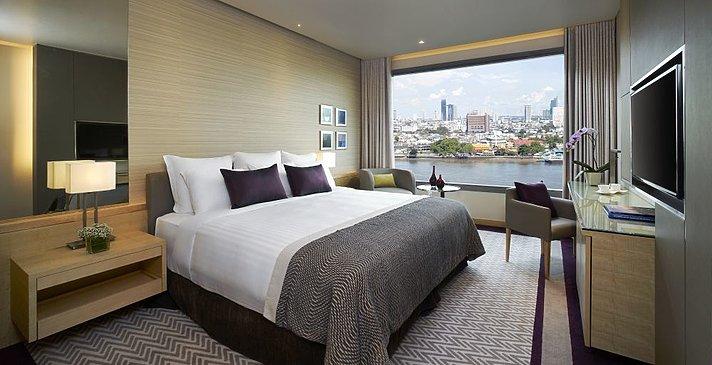 River View room - AVANI Riverside Bangkok Hotel
