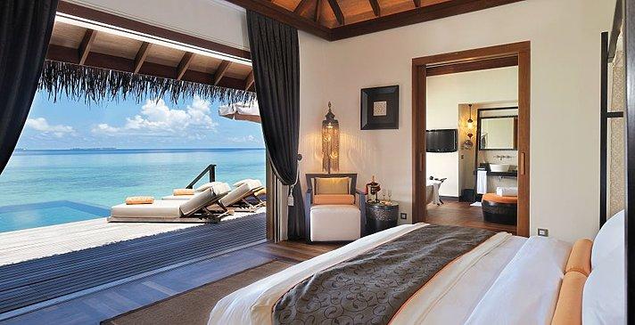 Ocean Pool Villa - AYADA Maldives