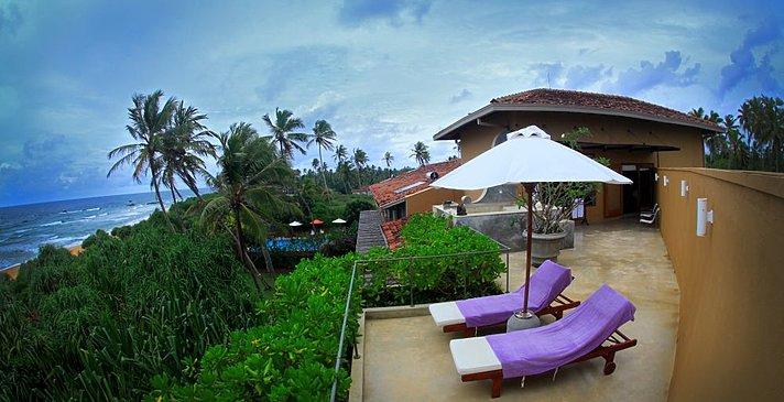 Aditya - Surya Suite - Balkon