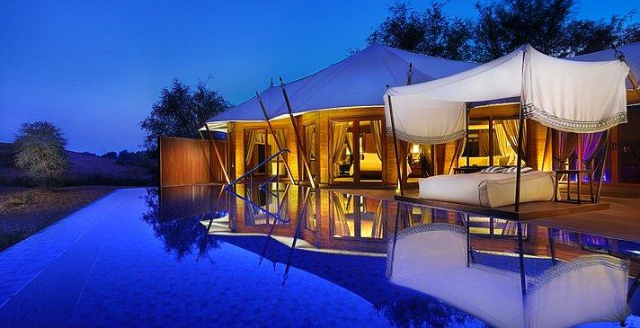 Al Sahari Villa - The Ritz-Carlton, Al Wadi Desert