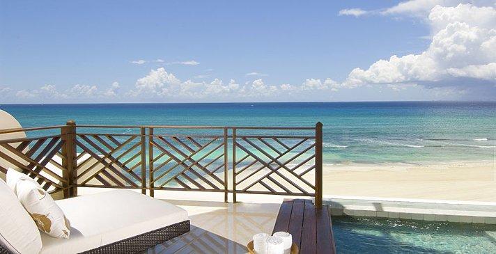 Ambassador Pool Suite - Grand Velas Riviera Maya