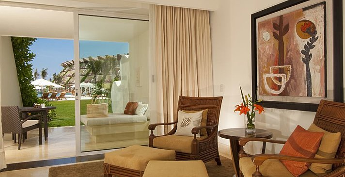 Ambassador Suite King/Twin - Grand Velas Riviera Maya