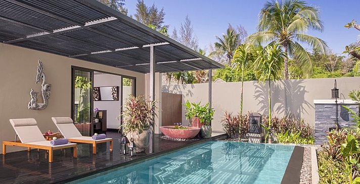 2 BR Pool Villa Privatpool - Anantara Layan Phuket Resort