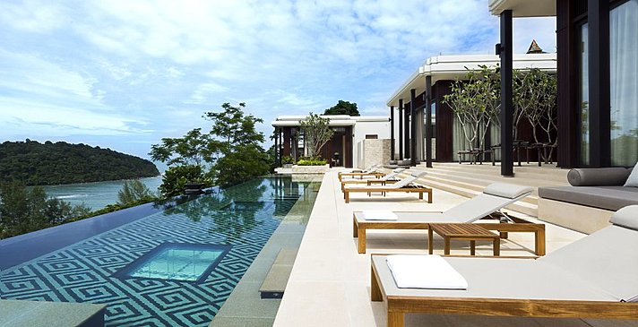 Privater Pool - Layan Residences by Anantara