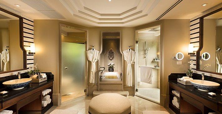 Badezimmer Sala Pool Villa - Anantara Layan Phuket Resort