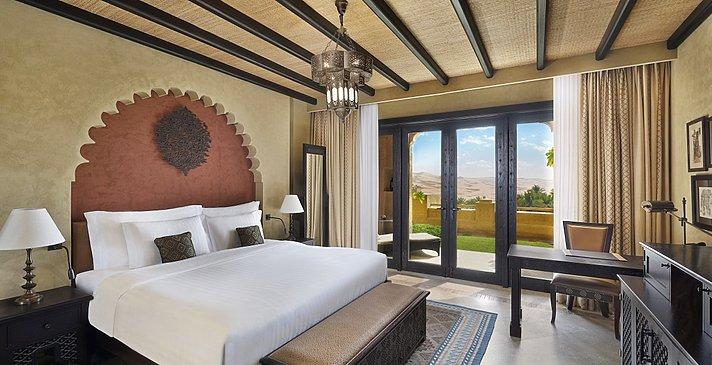 Anantara Suite Schlafzimmer
