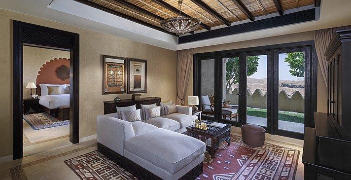 Anantara Suite Wohnzimmer