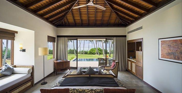 Beach Pool Villa - Schlafzimmer
