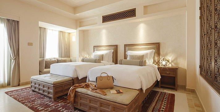 Arabian Deluxe Twin Room - Al Wathba