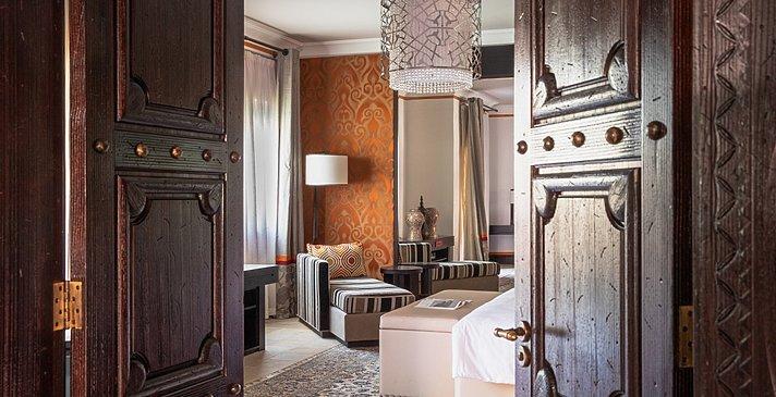 Arabian Summerhouse - Arabian Suite
