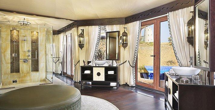 Badezimmer Al Khaimah/Al Sahari Villa