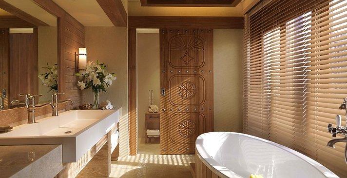 Badezimmer - Anantara Al Yamm Villa Resort