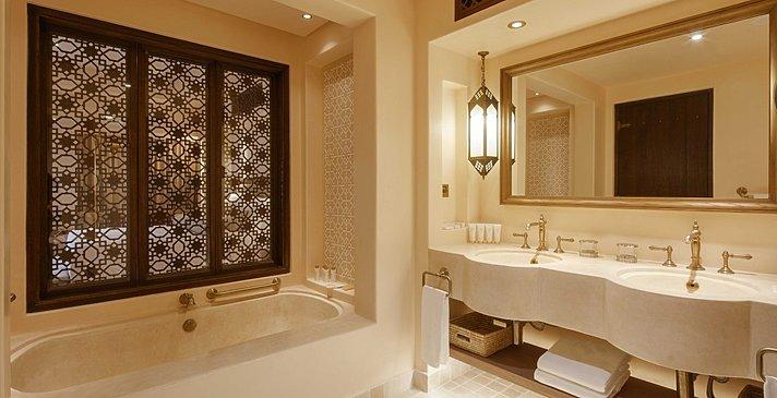Badezimmer Arabian Deluxe - Al Wathba