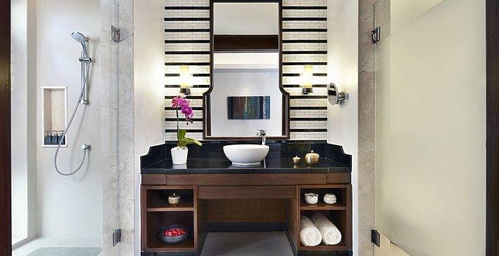 Deluxe Pool Villa Badezimmer - Anantara Layan Phuket Resort