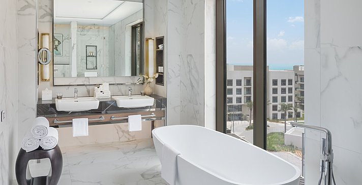 Badezimmer Executive Suite