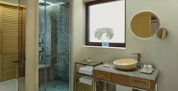 Badezimmer Family Suite - Jumeirah Al Naseem
