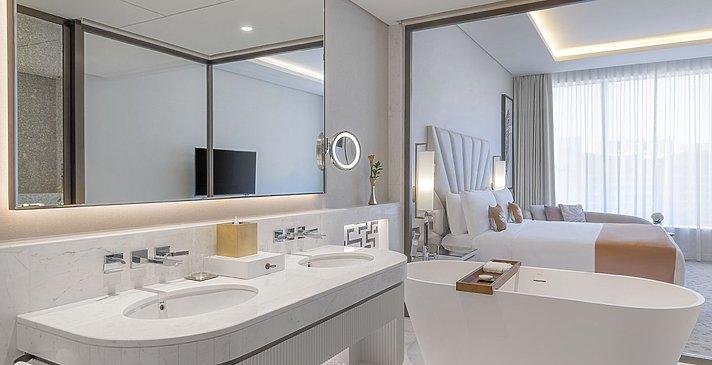 Badezimmer Grand Deluxe Room