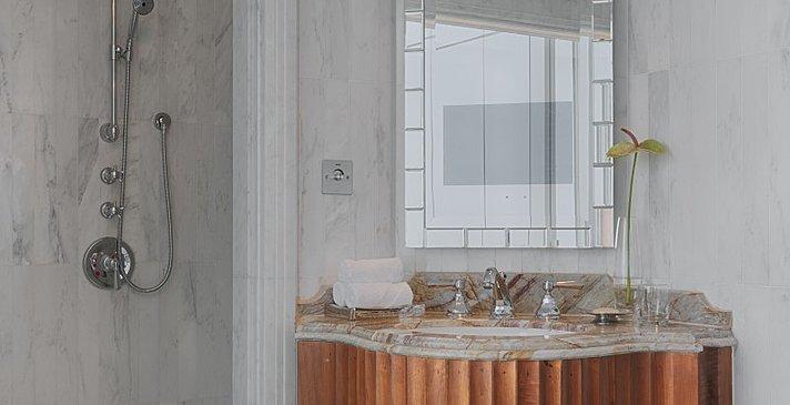 Badezimmer Grand Deluxe Suite