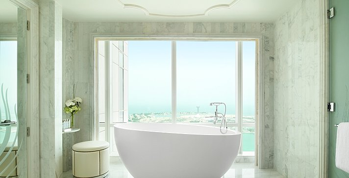 Badezimmer Grand Deluxe Suite - The St. Regis Abu Dhabi