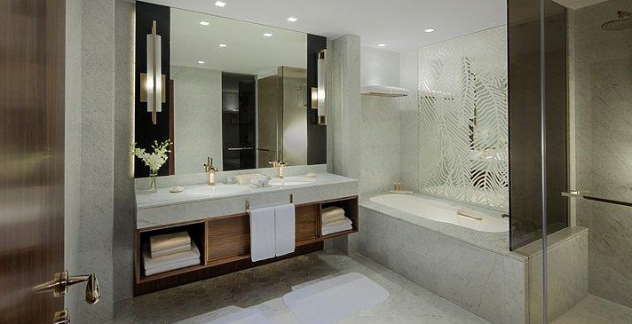 Badezimmer - Grand Hyatt Dubai