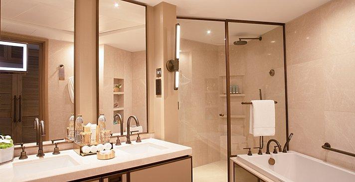 Badezimmer - Jumeirah Beach Hotel