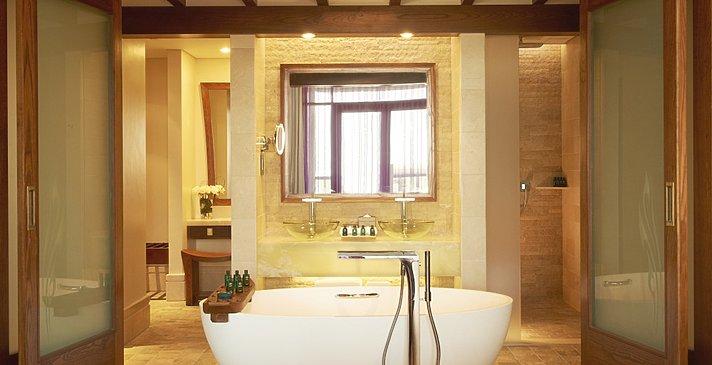Badezimmer Junior Suite - Sofitel Dubai The Palm