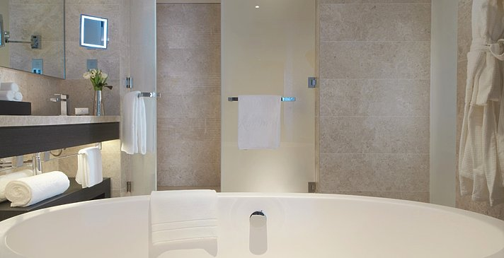 Badezimmer - Kempinski Hotel Muscat