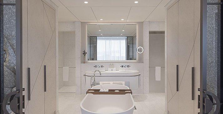 Badezimmer Metropolitan Suite
