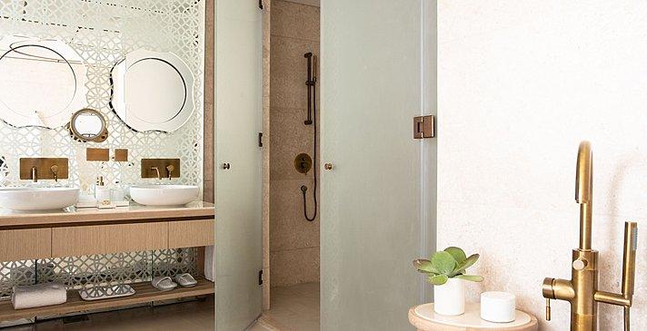 Badezimmer Ocean- und Family Suite