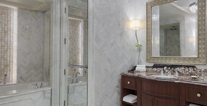 Badezimmer St. Regis Suite
