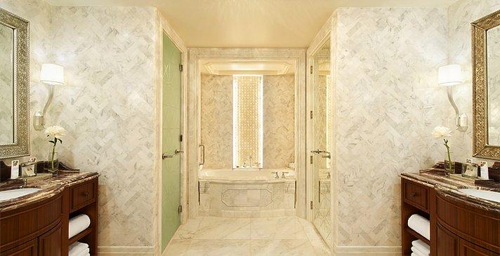 Badezimmer St. Regis Suite - The St. Regis Abu Dhabi