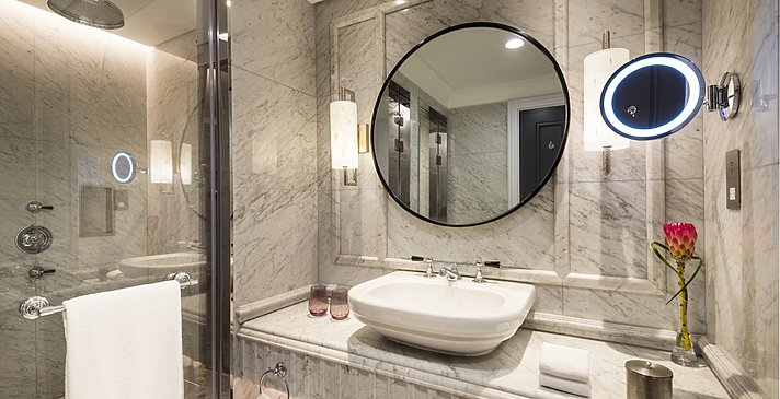 Badezimmer - The Ritz-Carlton, Doha