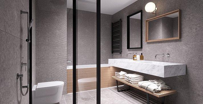 Badezimmer Tower - Hotel Excelsior Dubrovnik