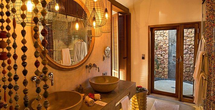 Badezimmer - Zuri Zanzibar Hotel & Resort