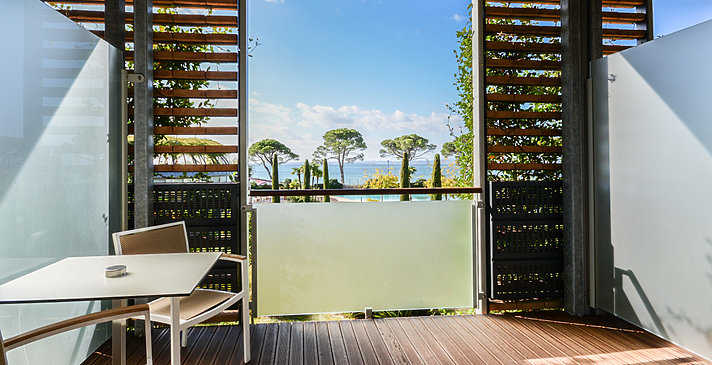 Balkon - Hotel Corte Valier