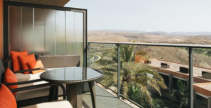 Balkon - Salobre Hotel Resort & Serenity