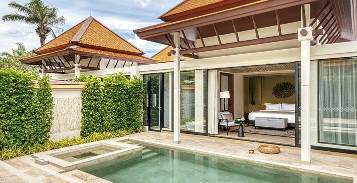 Serenity Pool Villa - Banyan Tree Phuket