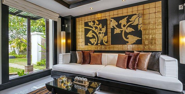 Spa Sactuary Pool Villa - Banyan Tree Phuket