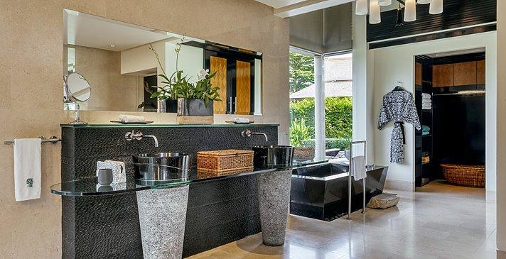 Double Pool Villa Badezimmer - Banyan Tree Phuket