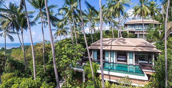 Deluxe Pool Villa - Banyan Tree Samui