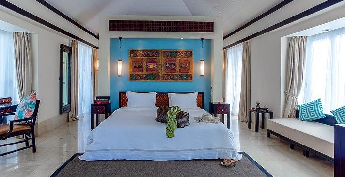 Beachfront Pool Villa - Banyan Tree Seychelles
